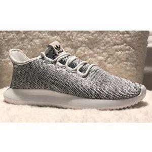 Adidas Black & White Tubular Shadow Sneakers